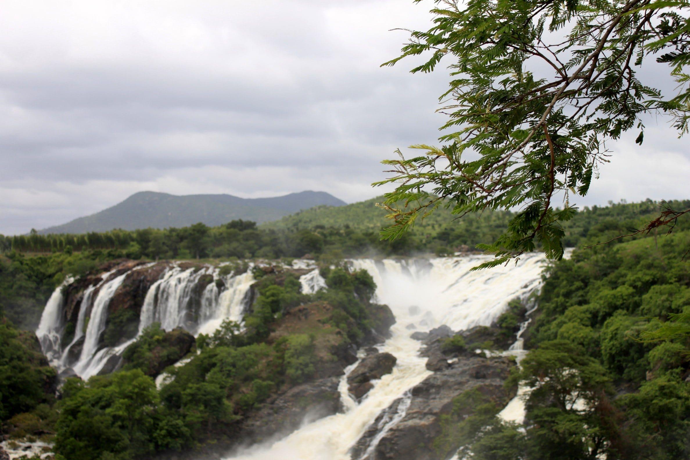 shivasamudram fall
