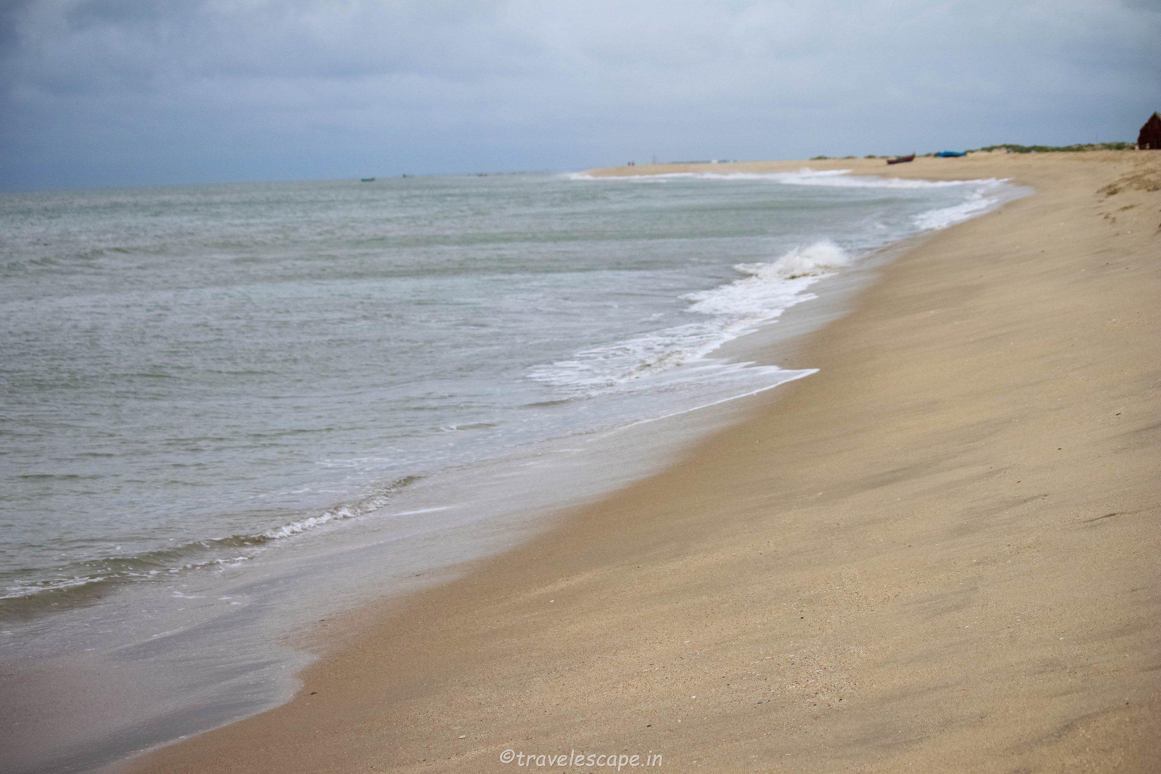 dhanushkodi - virgin beach