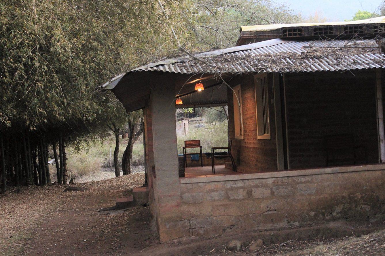 Jungle hut resort cottages