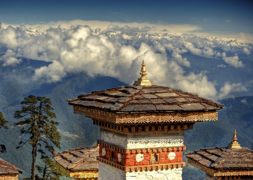 Bhutan Monasteries