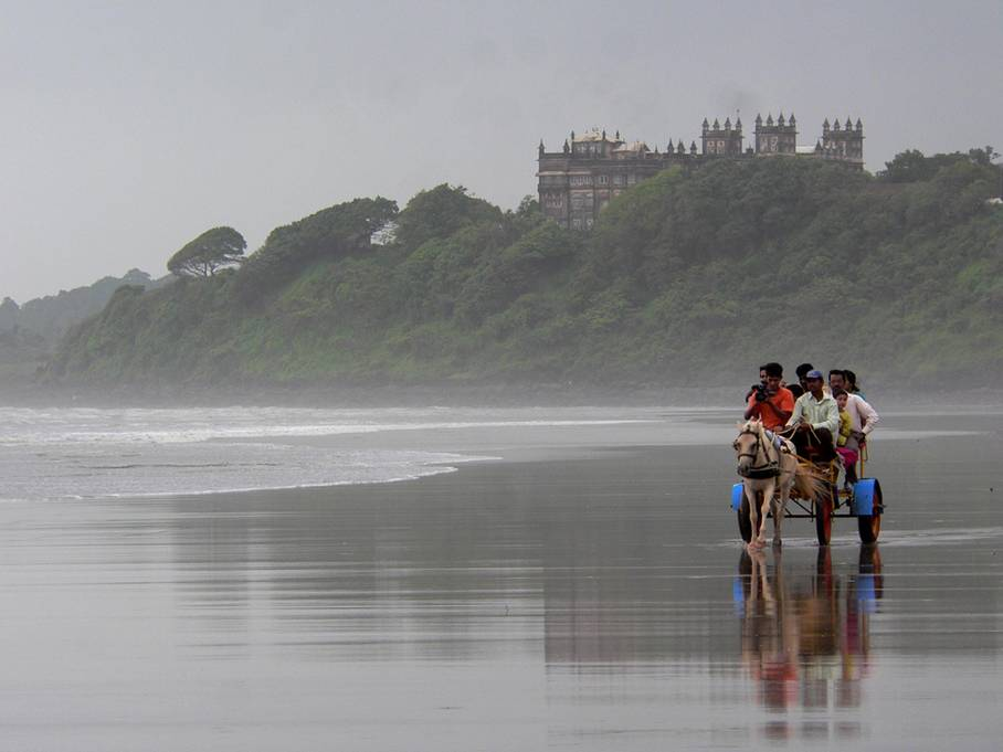 Murud Janjira Buggy Ride