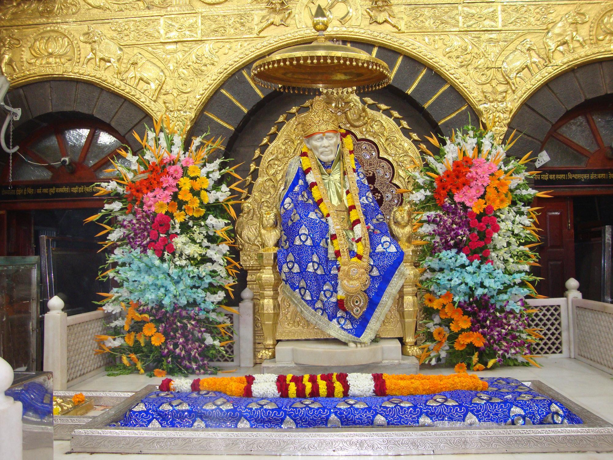 Awesome Spiritual Journey To Shirdi Sai Baba