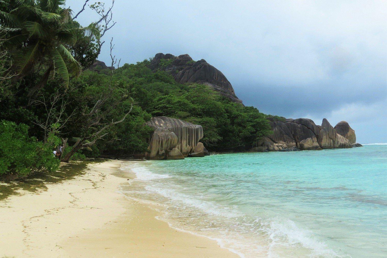 seychelles honeymoon Island