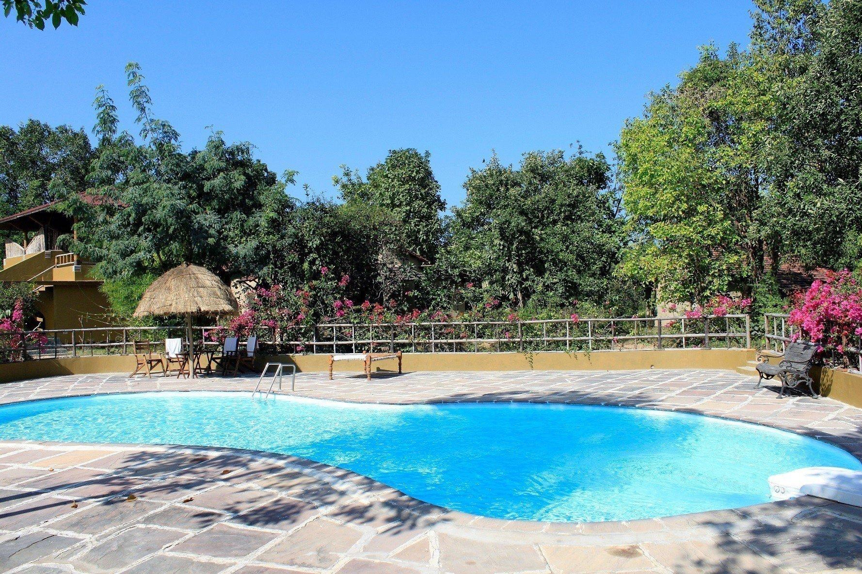 Forsyth Lodge Swiming Pool