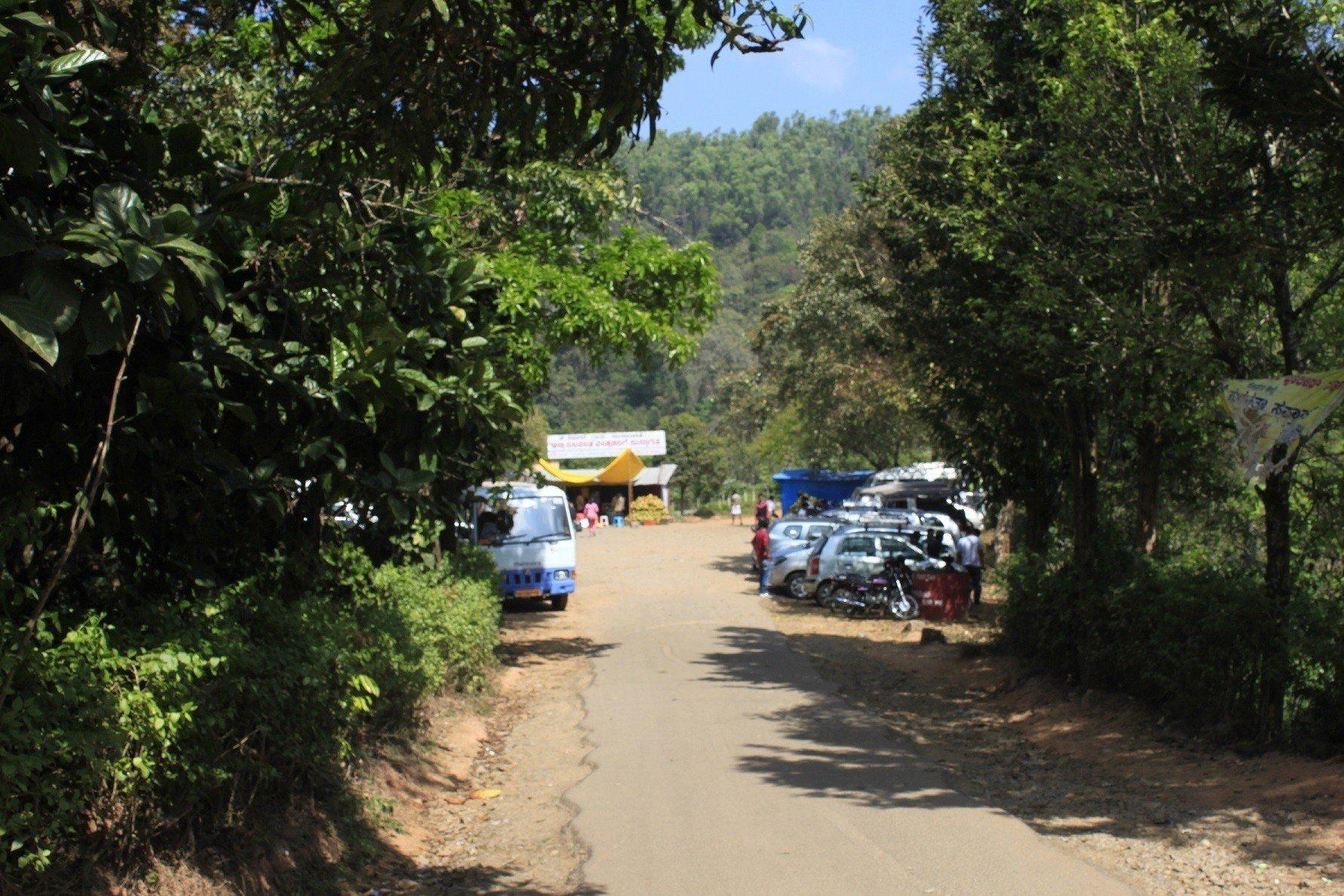Abbey Falls Parking