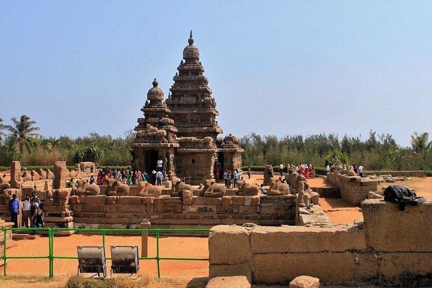 Mahabalipuram ShoreTemple