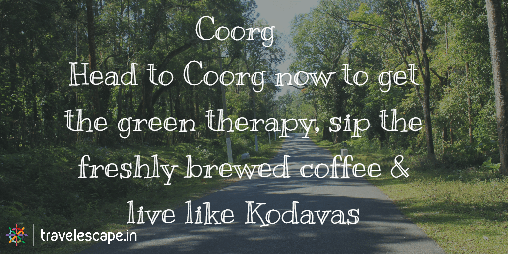 Coorg Quotes5