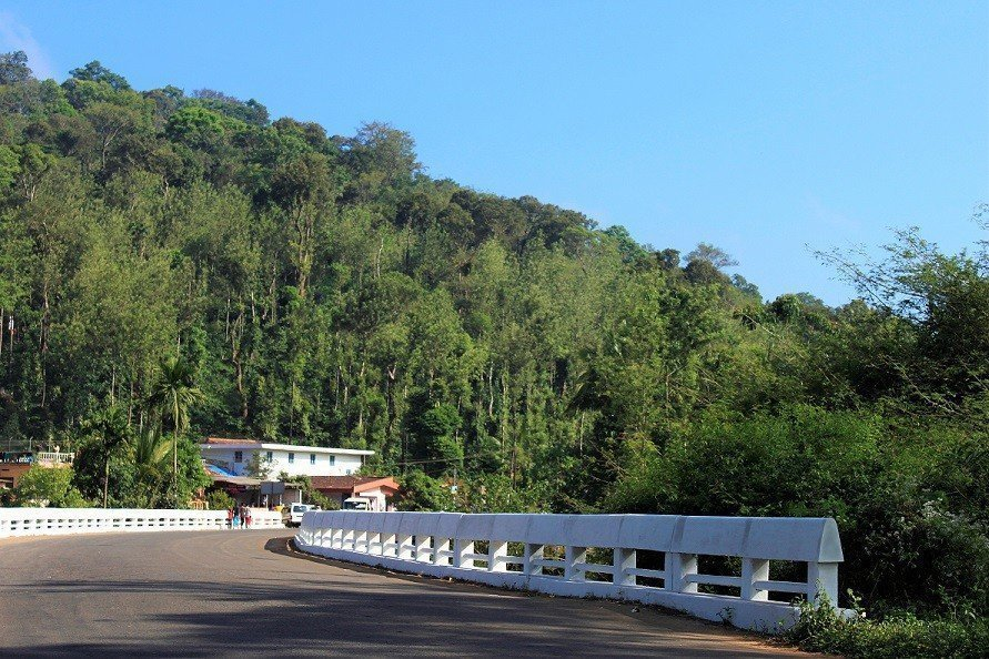 Coorg Road