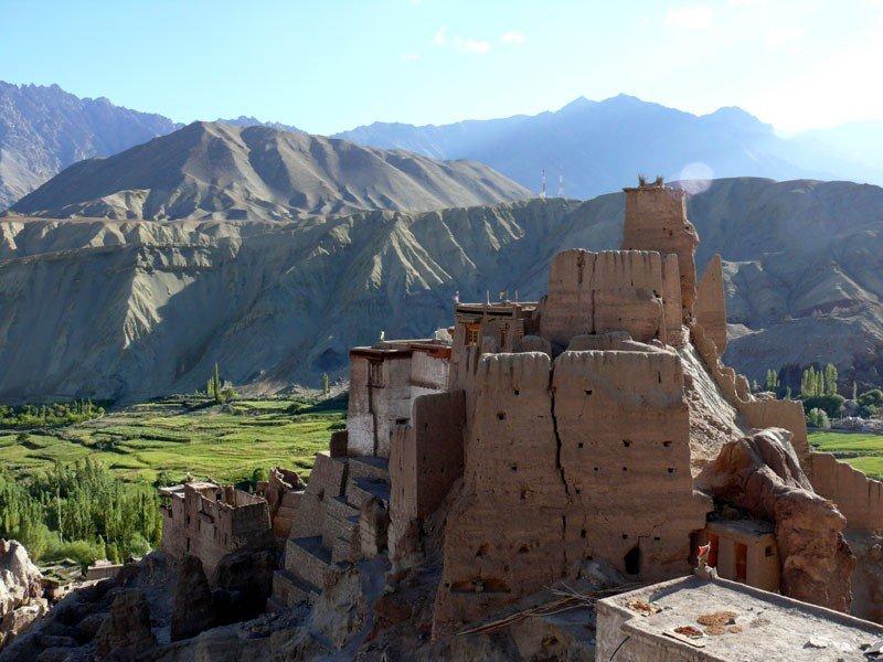 Basgo Monastery-Leh Ladakh