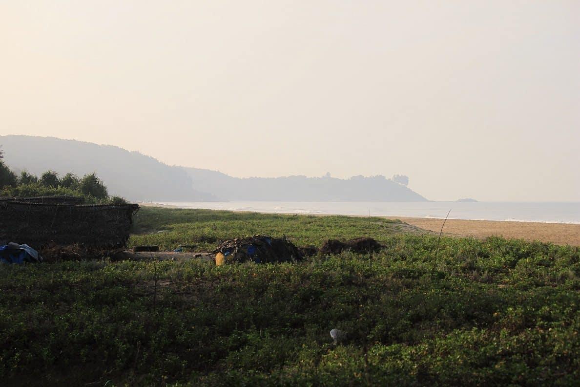 Kadle Beach -Kumta