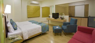 Oyster Suites Madhapur