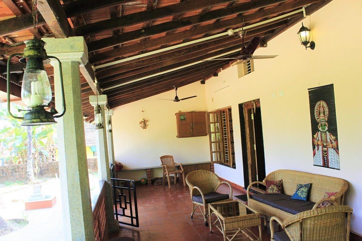 Suragi HomeStay-Kumta