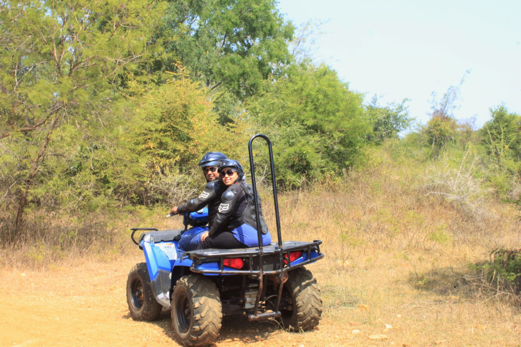 ATV Quad Bike Ride
