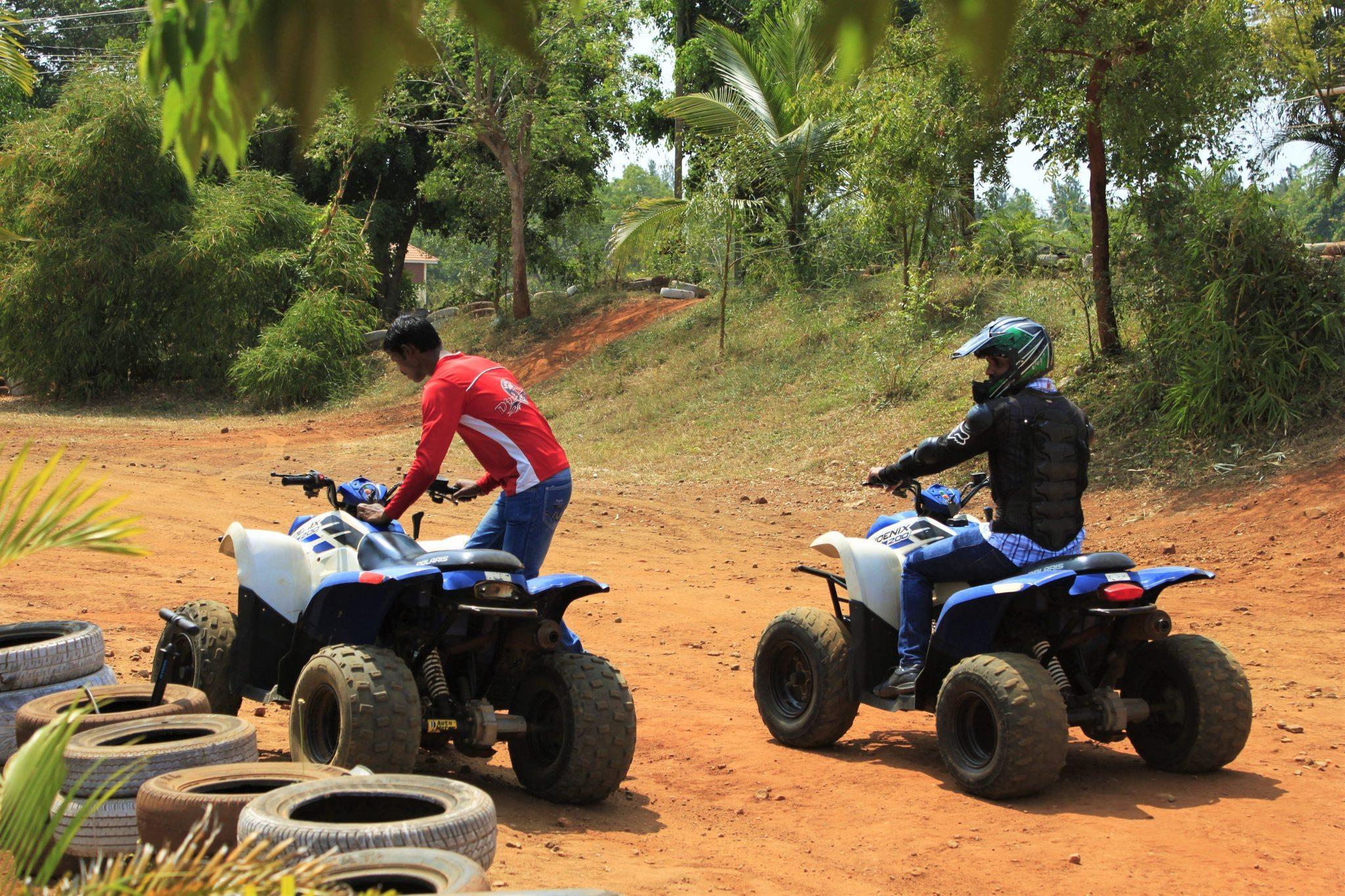 ATV Quads Dirt Mania