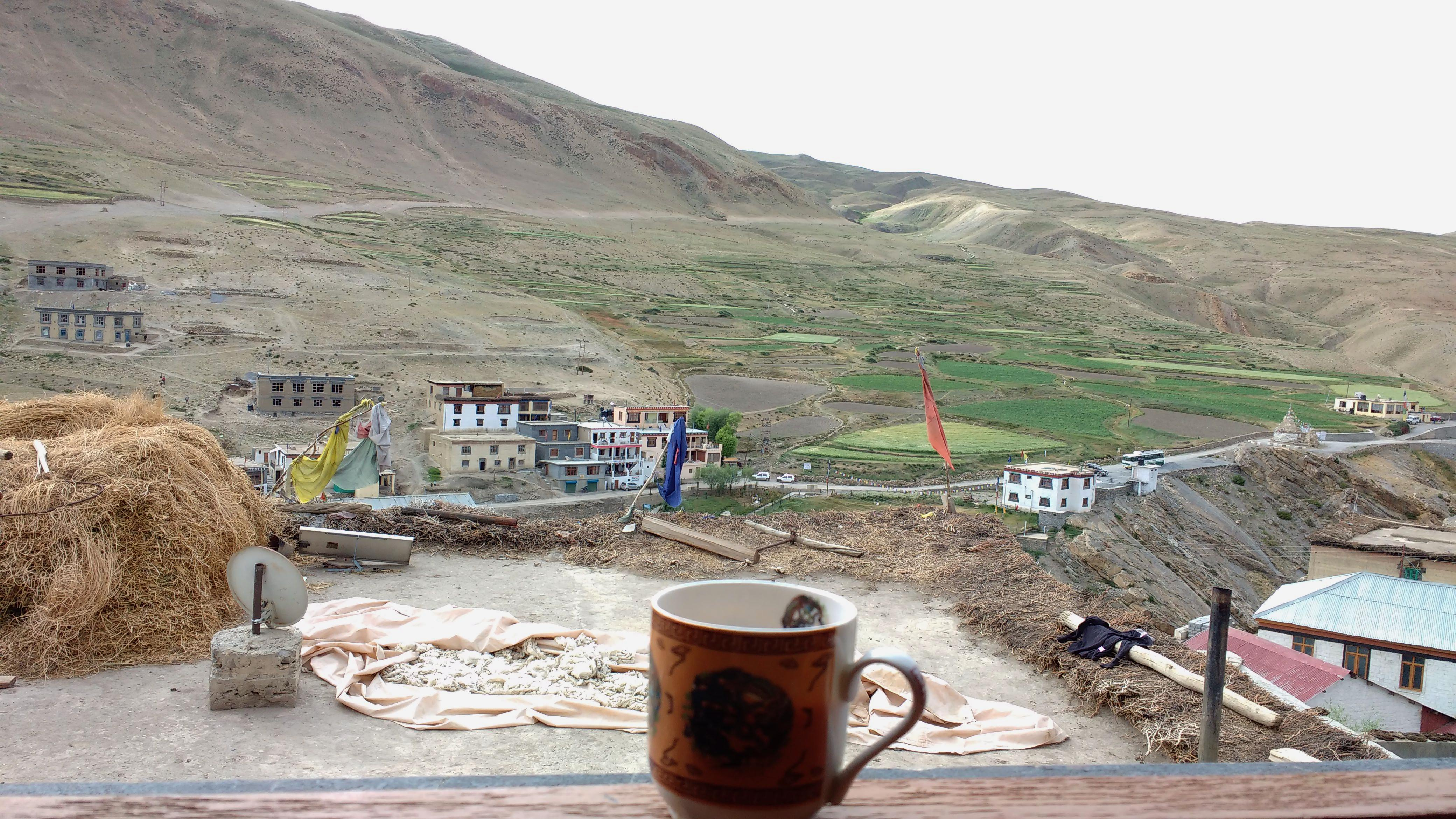 coffee-with-mountain-view