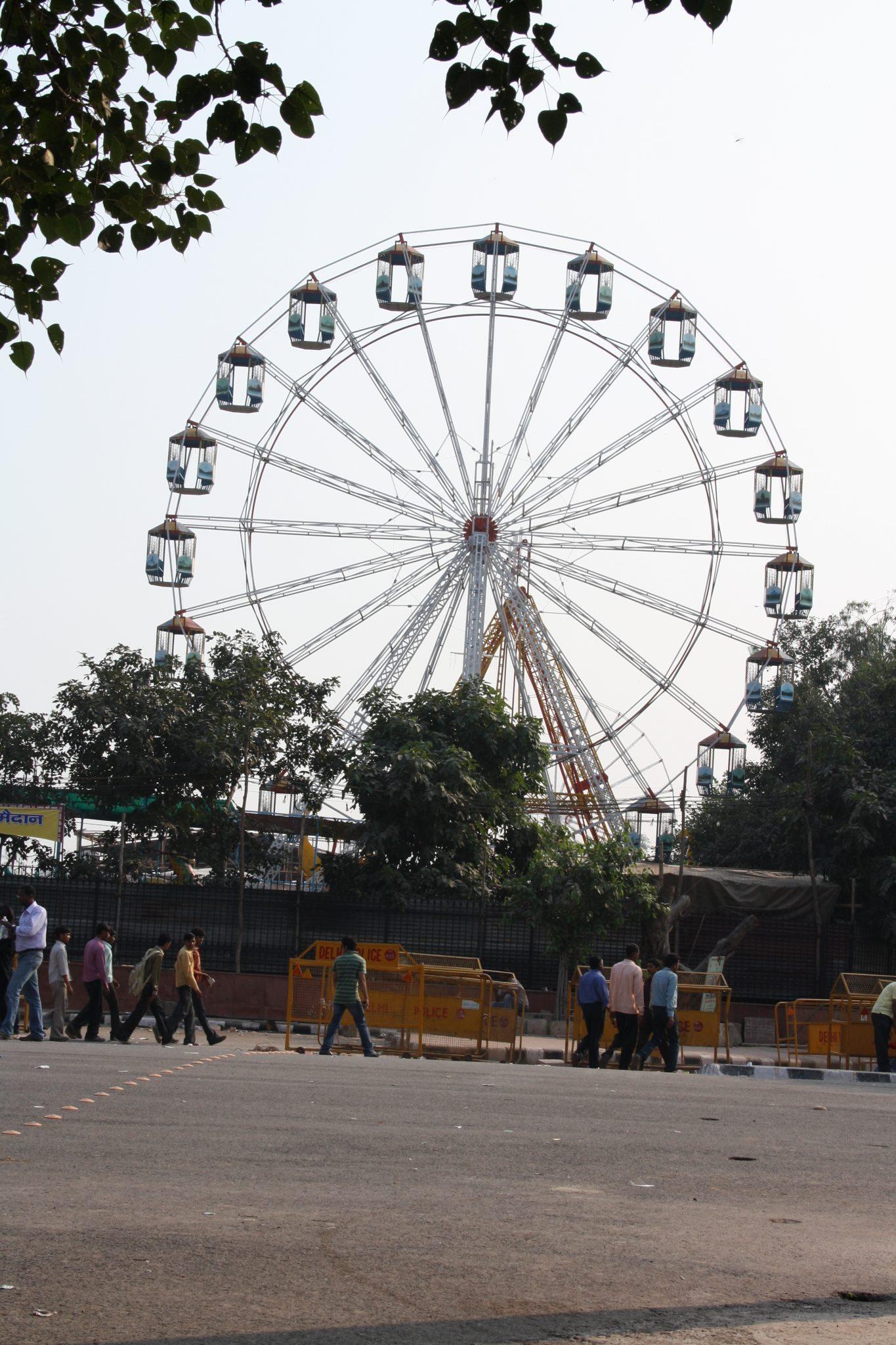 Delhi Eye