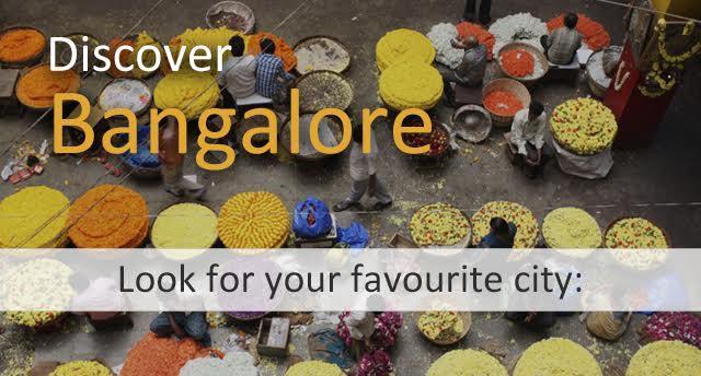 ezebee.com discover Bangalore