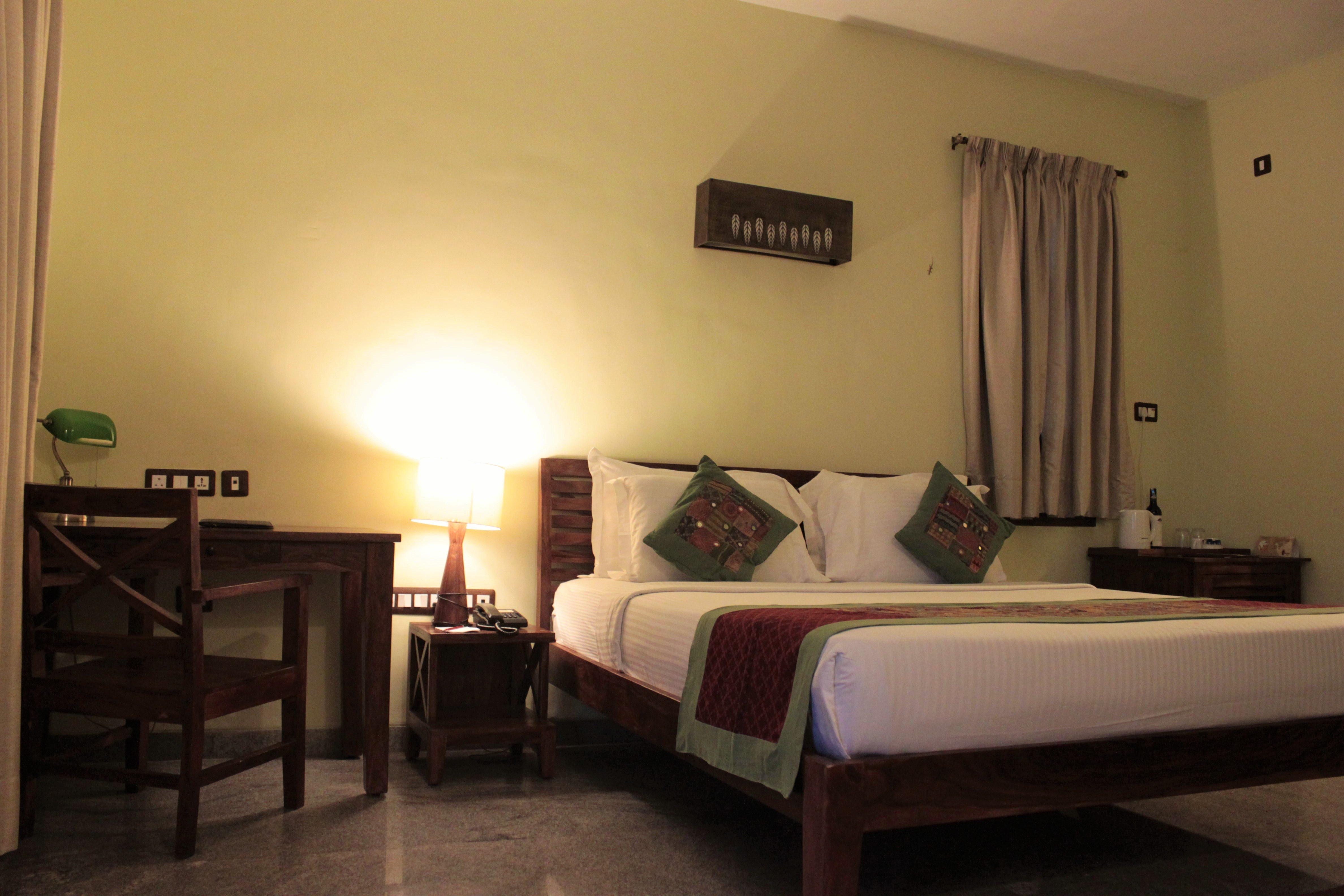 Heritage Resort Hampi Deluxe room