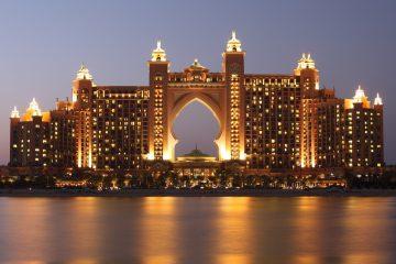 Dubai The Palm
