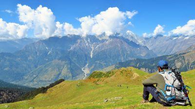 Manali Trekking