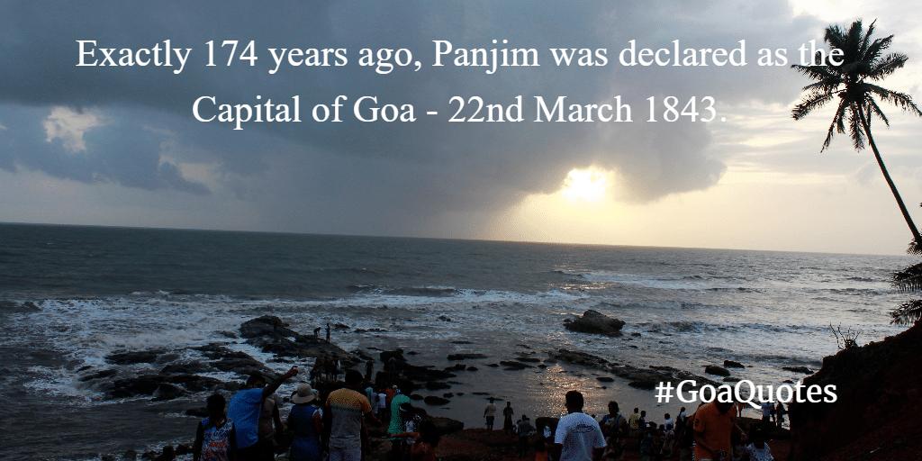 Goa Facts