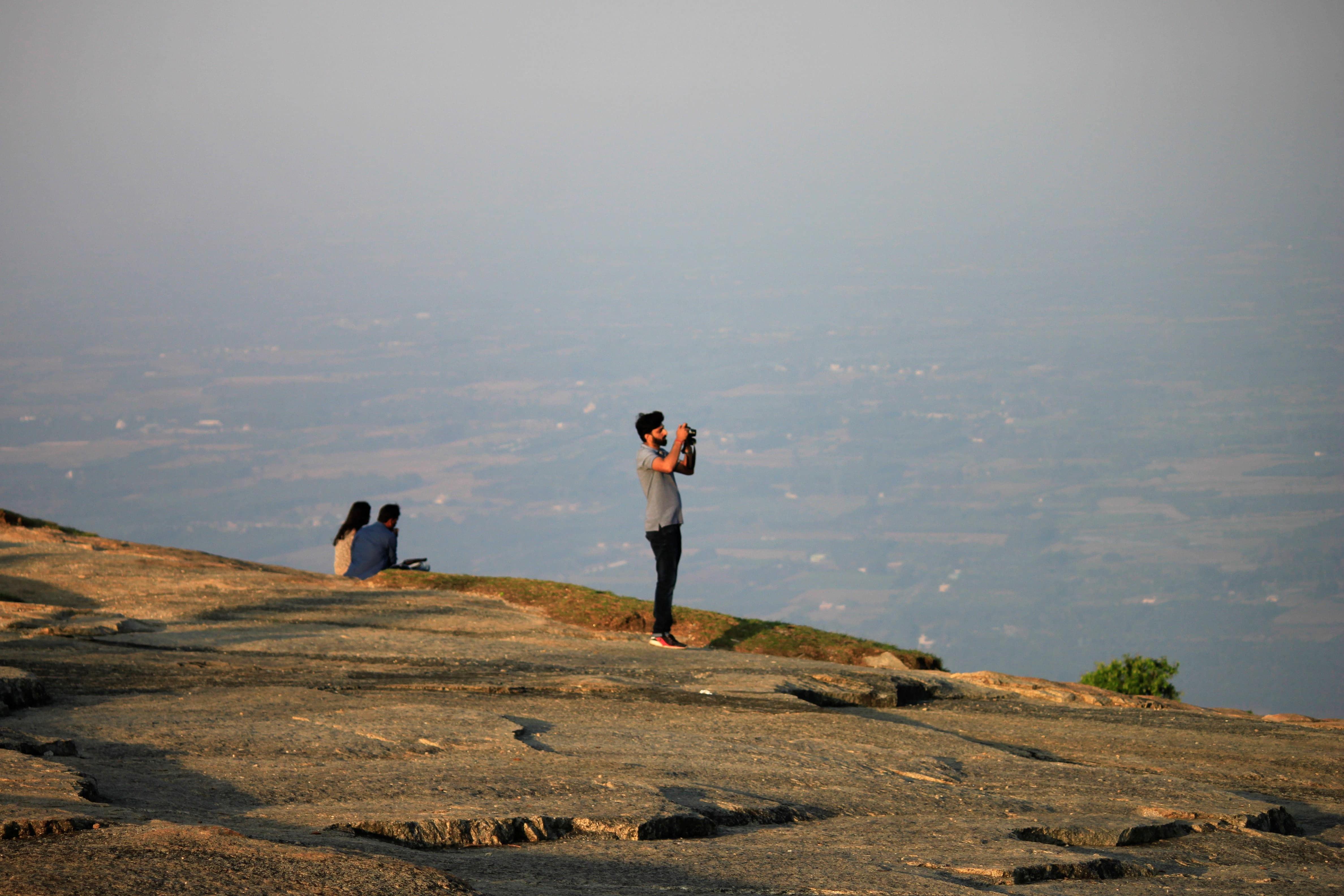 Nandi Hill Top