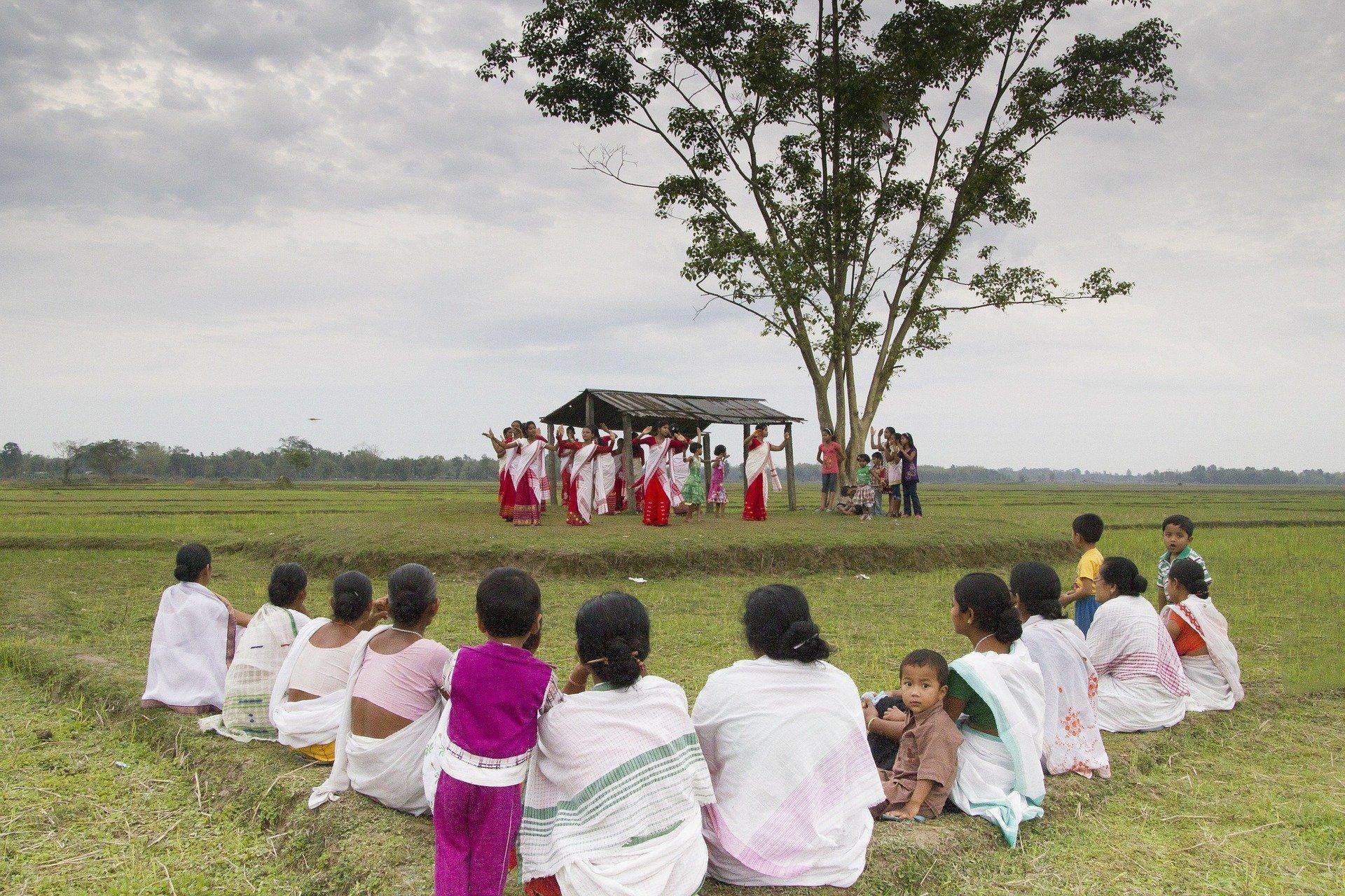 Assam Bihu Festival
