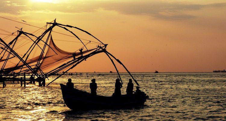 Cochin Sunset