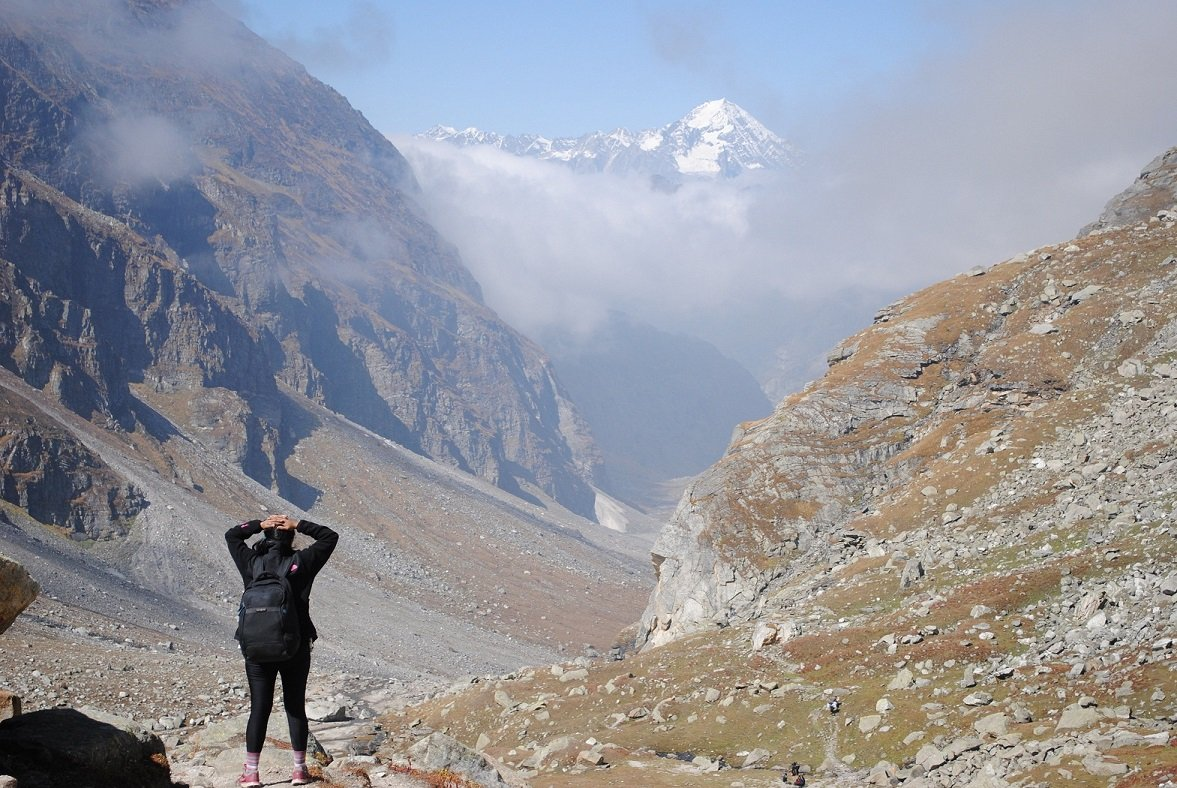 Hampta-Pass trek