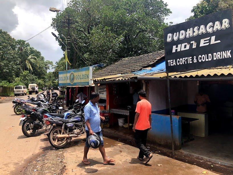 Dudhsagar Road Goa