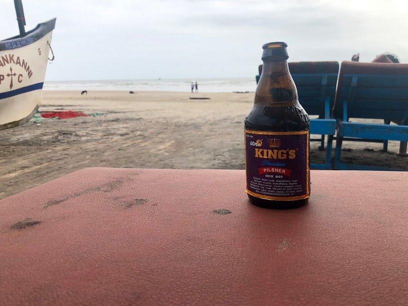 Goa Beer & Shacks
