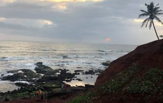 Anjuna Rock Beach