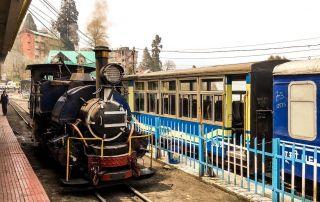 Toy Train Darjelling
