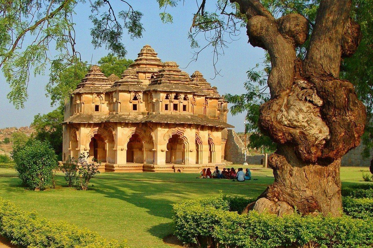 Lotus Mahal Hampi