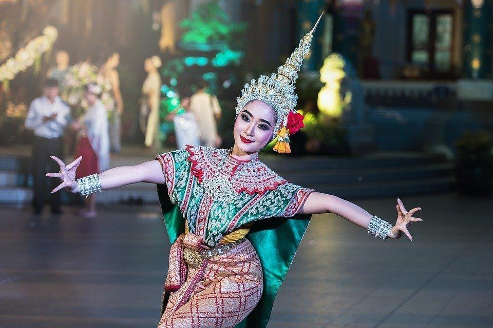 Thailand Dancer