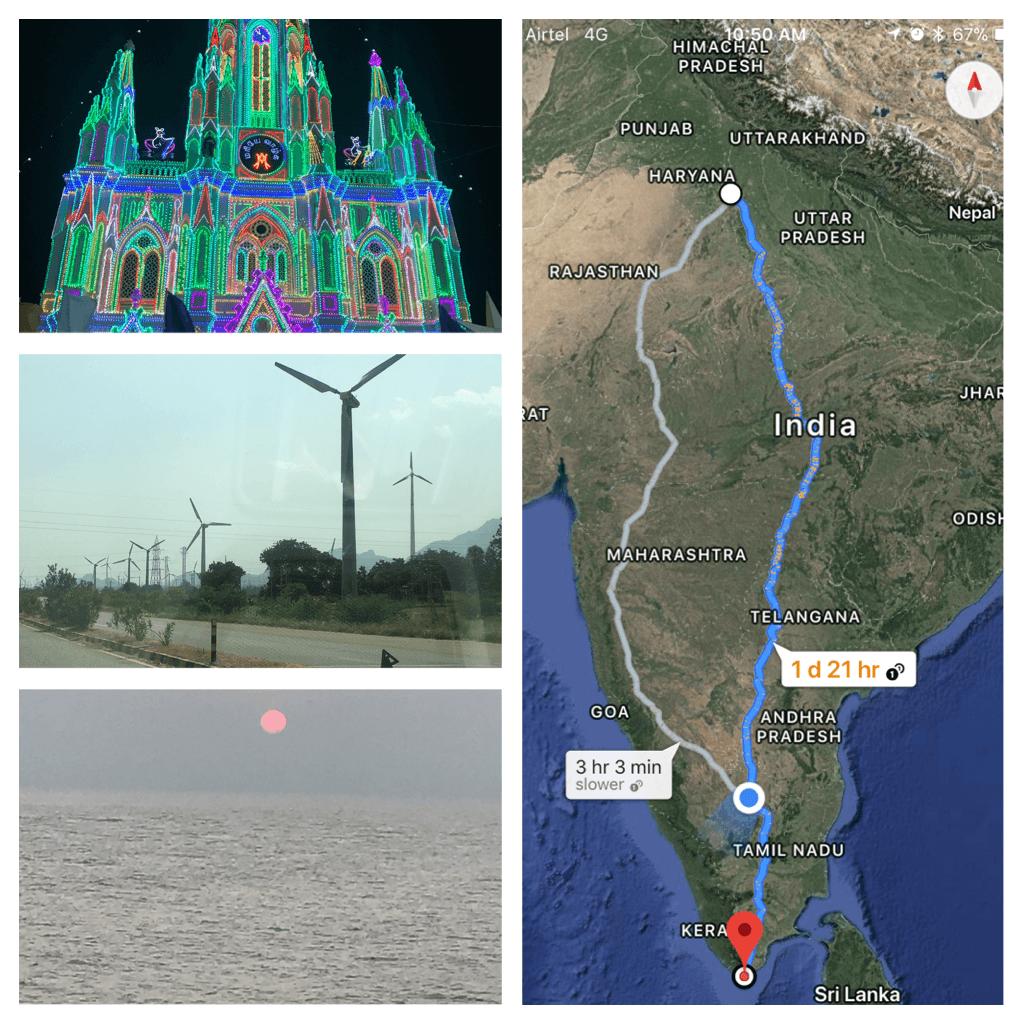 Delhi To KanyaKumari