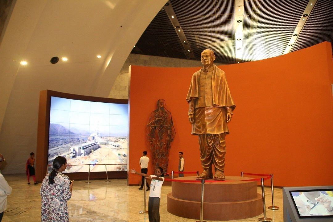 statue of unity museum