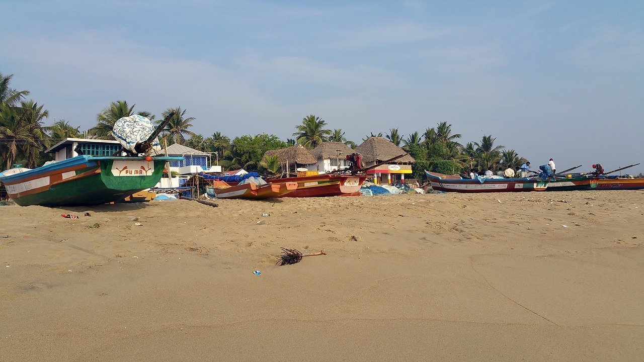 PondicherryBeach