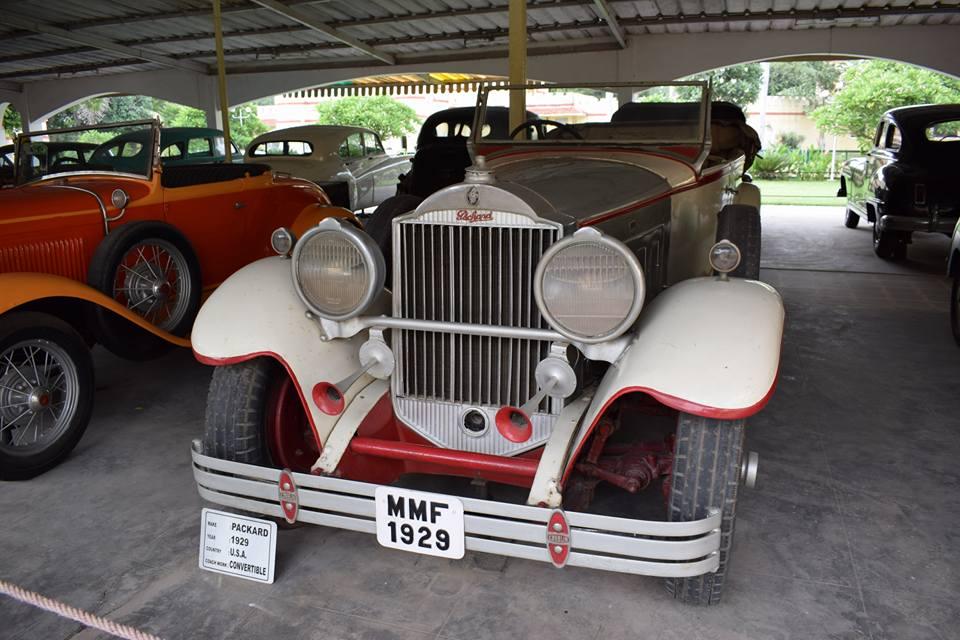 Auto car museum, Ahmadabad