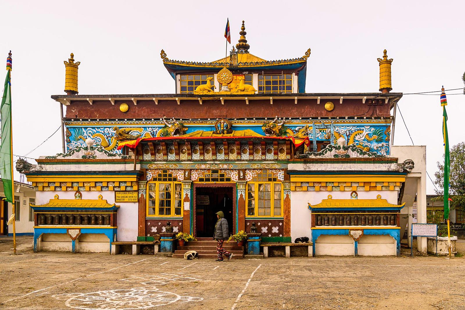 Ghoom Monastrary Darjeeling