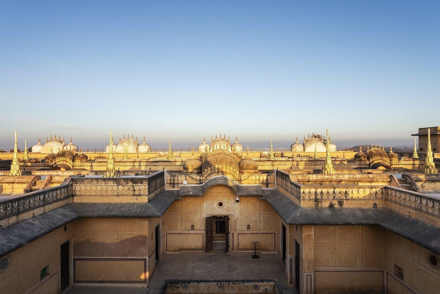 Madhavendra Palace