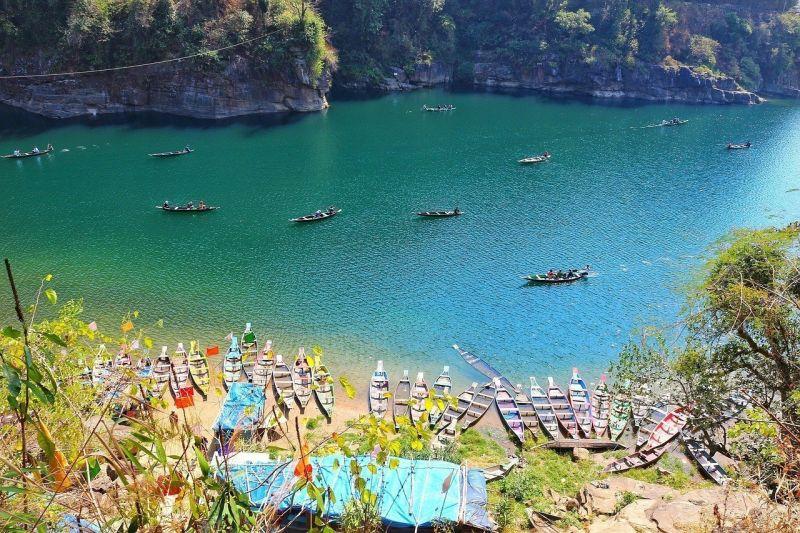 Dwaki Meghalaya