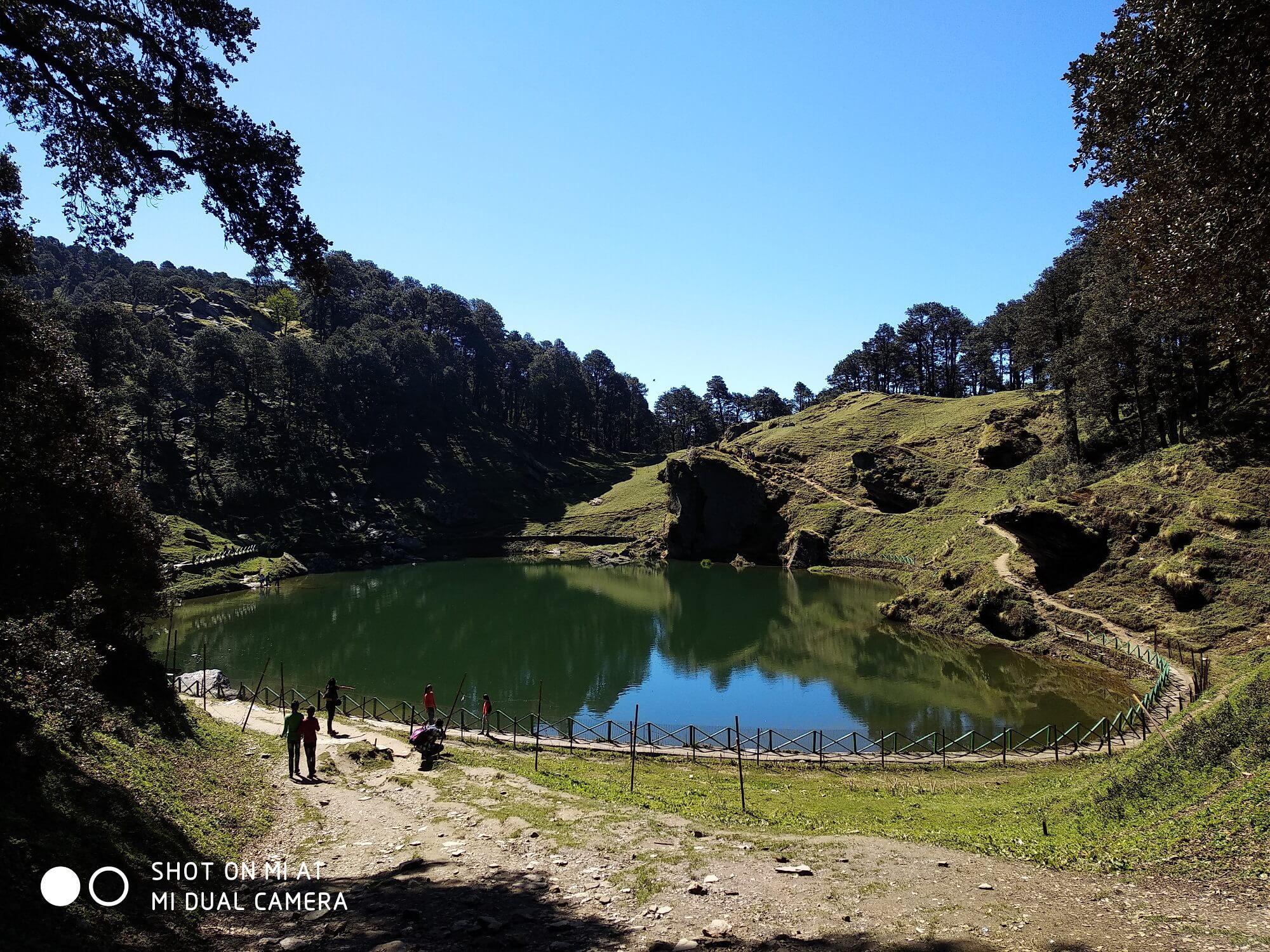Breathtaking View of Serolsar Lake