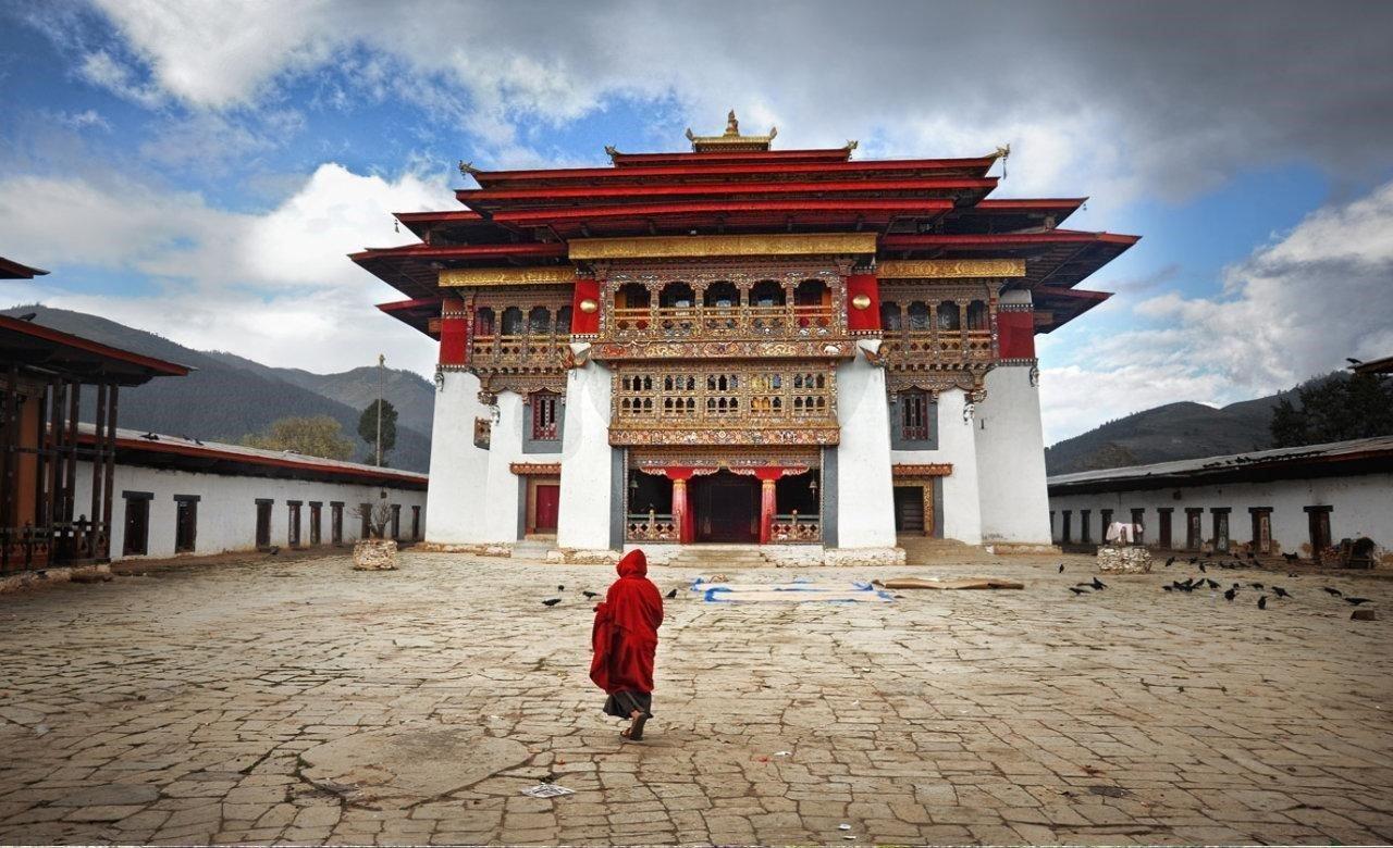 Gangteng Monastery