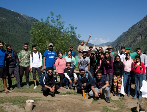 Healing the Himalayas from Human Waste | Story & Experience