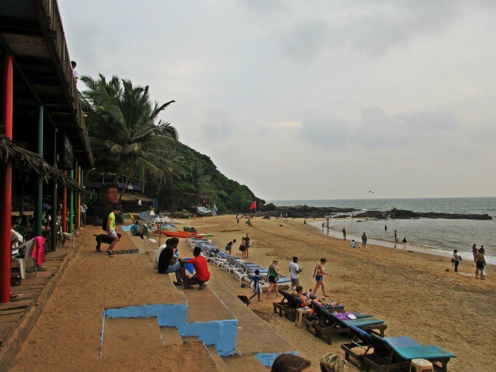 Curlie Beach