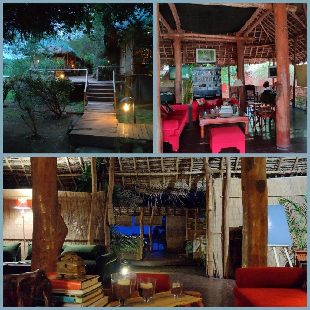 Inside The Bison Kabini Resort