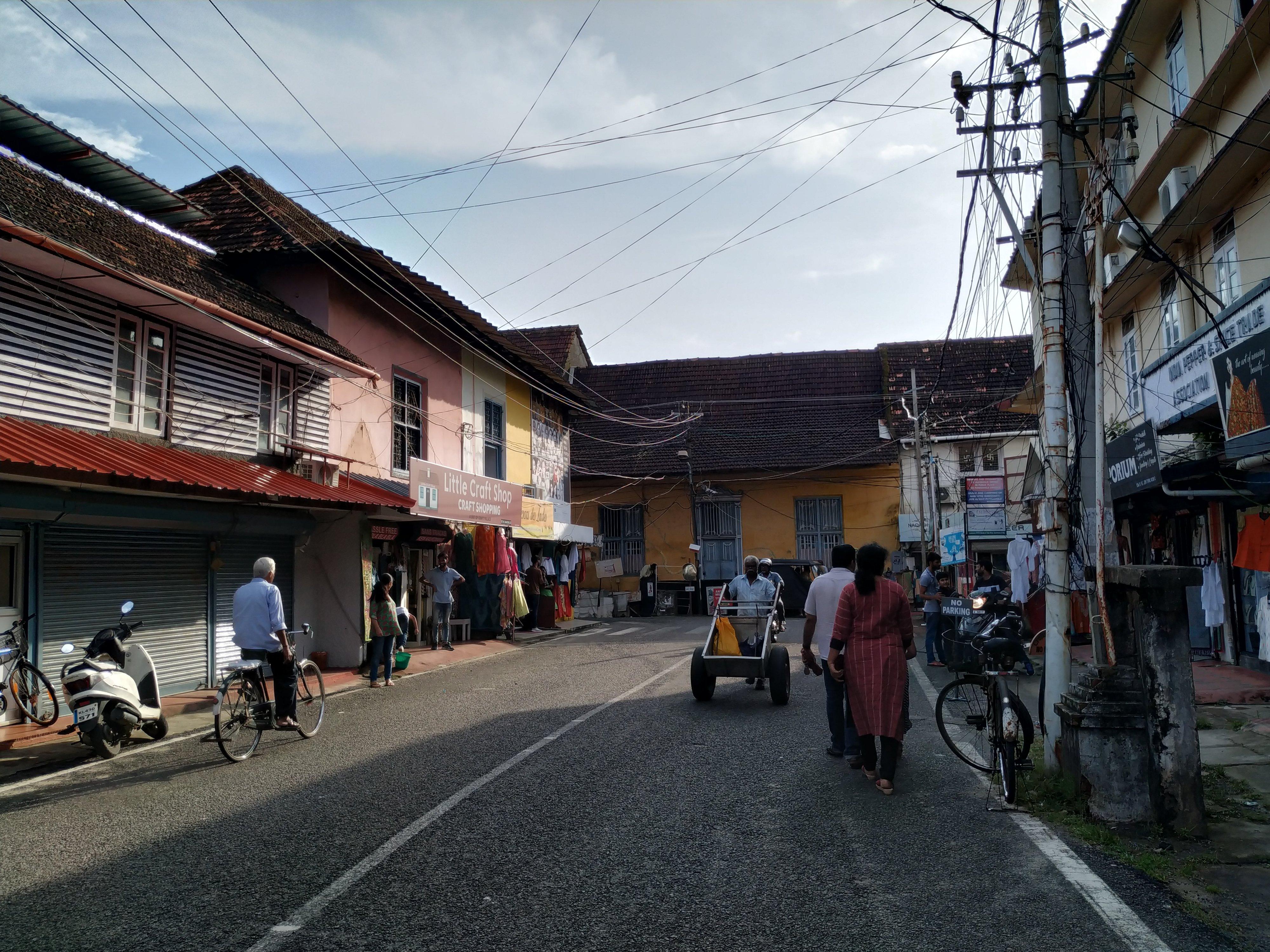 Jew town Kochi
