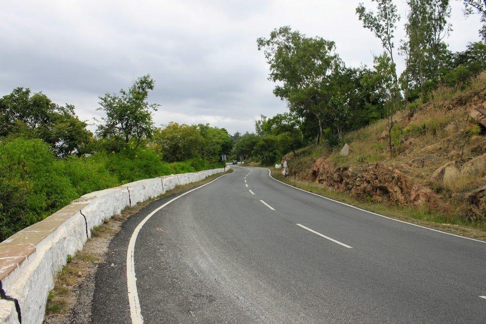 Chamundi Hills Road