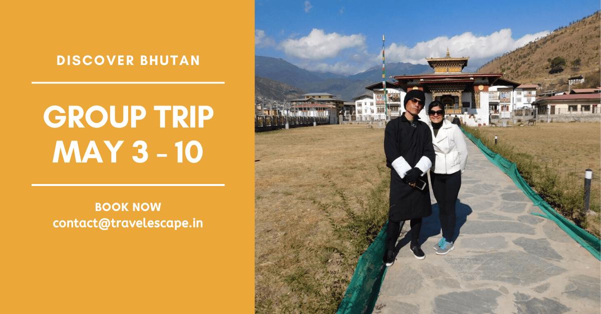 Bhutan Group Trip